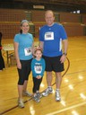 Family 5K Runners